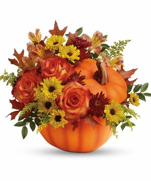 Pumpkin Bouquet