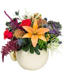 Prize Pumpkin Bouquet