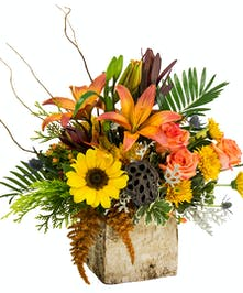 Rustic Woods Bouquet