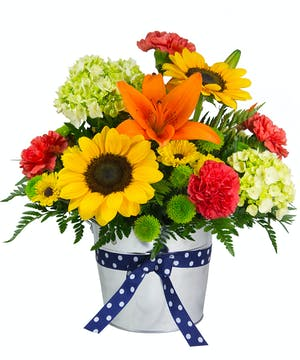 Summer Fireworks Bouquet