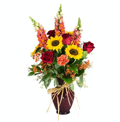 By the Camp Fire Bouquet