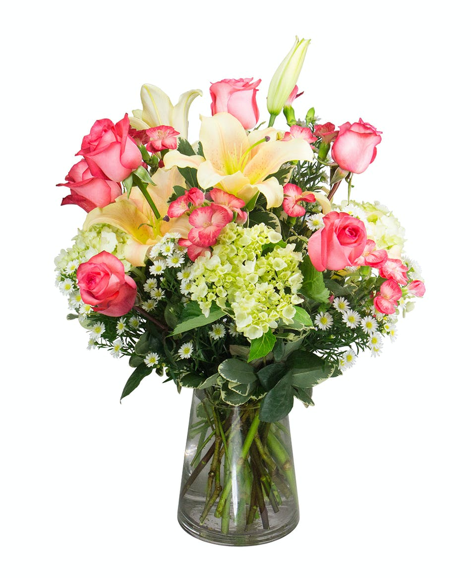 Coral Reef Summer Flowers Baltimore Florist