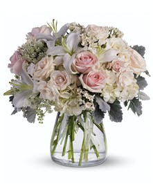 Send a beautiful sympathy arrangement