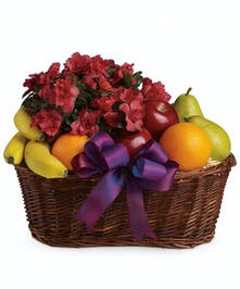 Fruits and Blooms make a perfect gift for any ocassion