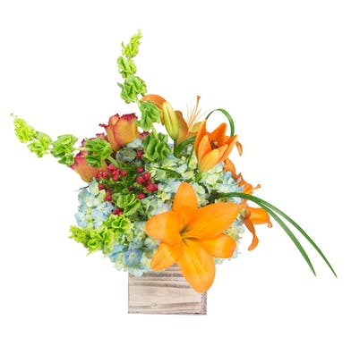 Coastal Cabana Bouquet