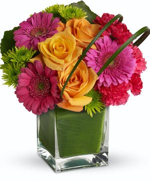Party Girl Spring Bouquet