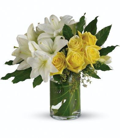 Escape with Me Spring Bouquet