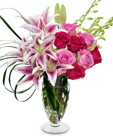 Summer Starlet Bouquet