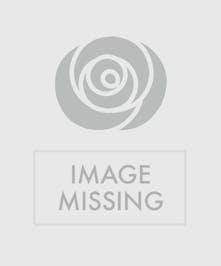 White Sweetheart Rose Wristlet