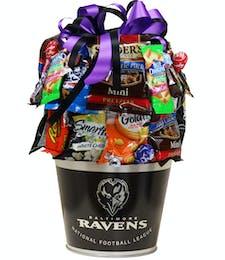 Ravens Junk Food Party Bucket