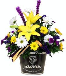 Baltimore Ravens Tailgating Tin