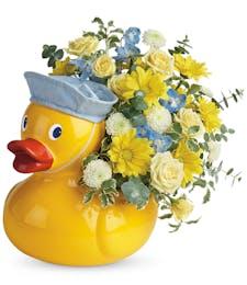 Just Ducky Bouquet (Boy)