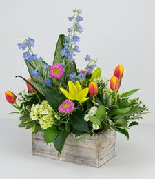 Spring Cottage Bouquet