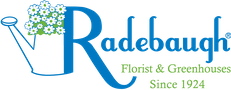 Logo for Radebaugh Florist Towson